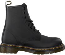 Schwarze Dr Martens Ankle Boots 1460