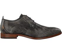 Graue Rehab Business Schuhe Greg Army Vintage