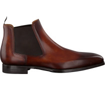 Braune Magnanni Chelsea Boots 20109