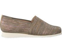 Bronzefarbene Hassia Sneaker Piacenza