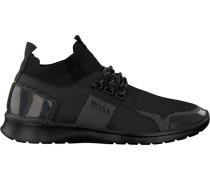 Schwarze Hugo Boss Sneaker Extreme Runn Knit
