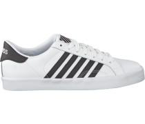 Weiße K-Swiss Sneaker Belmont SO