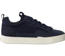 Blaue G-Star Raw Sneaker Rackam Core