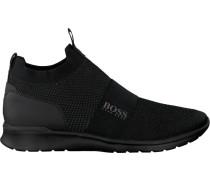 Black Hugo Boss shoe Extreme Slon Knit