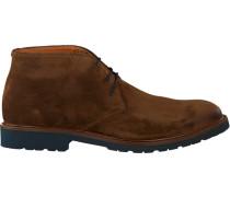 Braune Van Lier Ankle Boots 5505