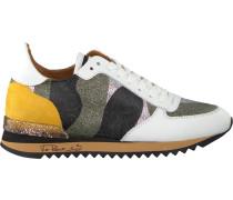 Silberne Via Roma 15 Sneaker 2462