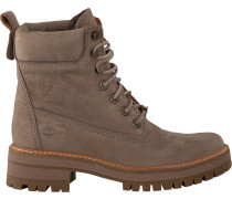 Taupe Schnürboots Courmayeur Valley Boot