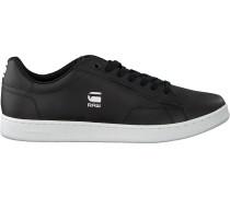 Schwarze G-Star Raw Sneaker Low Cadet