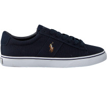 Blaue Polo Ralph Lauren Sneaker Sayer Sneakers Vulc