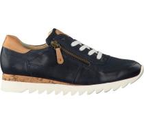 Blaue Paul Green Sneaker 4485