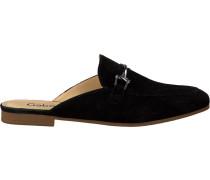 Schwarze Gabor Loafer 511