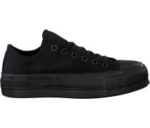Schwarze Sneaker Chuck Taylor Allstar Clean LIF