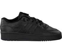 Schwarze Adidas Sneaker Rivalry Low