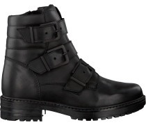 Schwarze Omoda Biker Boots R16452