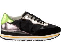 Schwarze Crime London Sneaker Dynamic