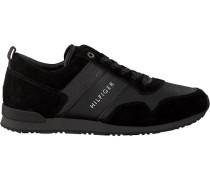 Schwarze Tommy Hilfiger Sneaker Maxwell 11C1