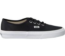 Schwarze Vans Sneaker Authentic WMN