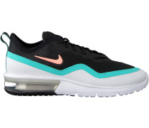 Schwarze Nike Sneaker Wmns Nike Air Max Sequent 4.5