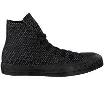 Schwarze Converse Sneaker Chuck Taylor ALL Star II