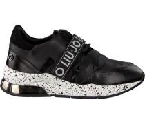 Schwarze Liu Jo Sneaker B68001 Px001 B68001 Px001