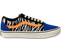 Blaue Vans Sneaker Ua Comfycush Old Skool Women