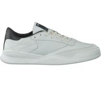 Weiße Replay Sneaker Pole