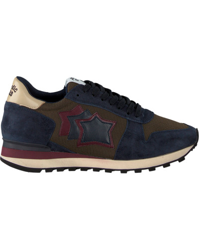 Braune Atlantic Stars Sneaker Argo