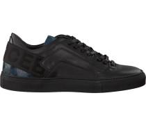Schwarze Iceberg Sneaker Eiu723E
