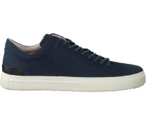 Blaue Blackstone Sneaker Pm56