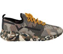 Graue Diesel Sneaker S-Kby Heren