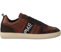 Cognacfarbene PME Sneaker Hutson