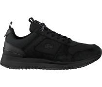 Schwarze Lacoste Sneaker Joggeur 2.0 319