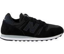 Schwarze New Balance Sneaker Wl373 Dames