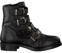 Schwarze Omoda Biker Boots K320