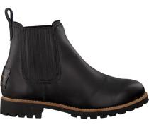 Schwarze Chelsea Boots Brigitte Igloo Travelling B2