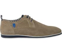 Beige Floris Van Bommel Business Schuhe 14076