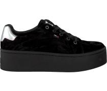 Schwarze Tommy Hilfiger Sneaker Tommy Jeans C