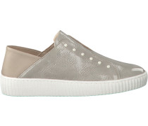 Beige Mjus Slip-on Sneaker 685105