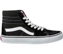 Schwarze Vans Sneaker SK8 HI SK8 HI
