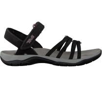 Schwarze Teva Sandalen W Elzada Sandal
