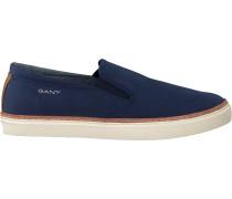 Blaue Gant Slip-on Sneaker Bari 18678426
