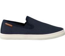 Blaue Gant Sneaker Viktor