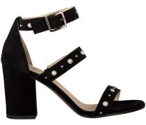 Black Omoda shoe 8112