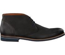 Graue Van Lier Business Schuhe 1955629