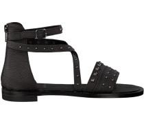 Black Omoda shoe 020.372