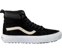 Schwarze Vans Sneaker SK8 HI MTE