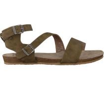 green Omoda shoe 020.374
