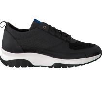Schwarze Nubikk Sneaker Ellis Runner Python