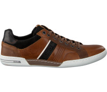Cognacfarbene Bjorn Borg Sneaker Coltrane NU TRC M