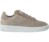 Graue Nubikk Sneaker Yeye Suede WMN